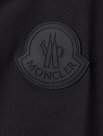 MONCLER Chardon Zip Hooded Jacket Men's Black