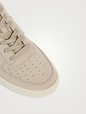 TOM FORD Radcliffe Suede Sneakers Men's Beige