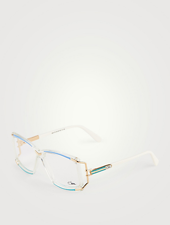CAZAL Mod 179 Rectangular Optical Glasses Women's Neutral