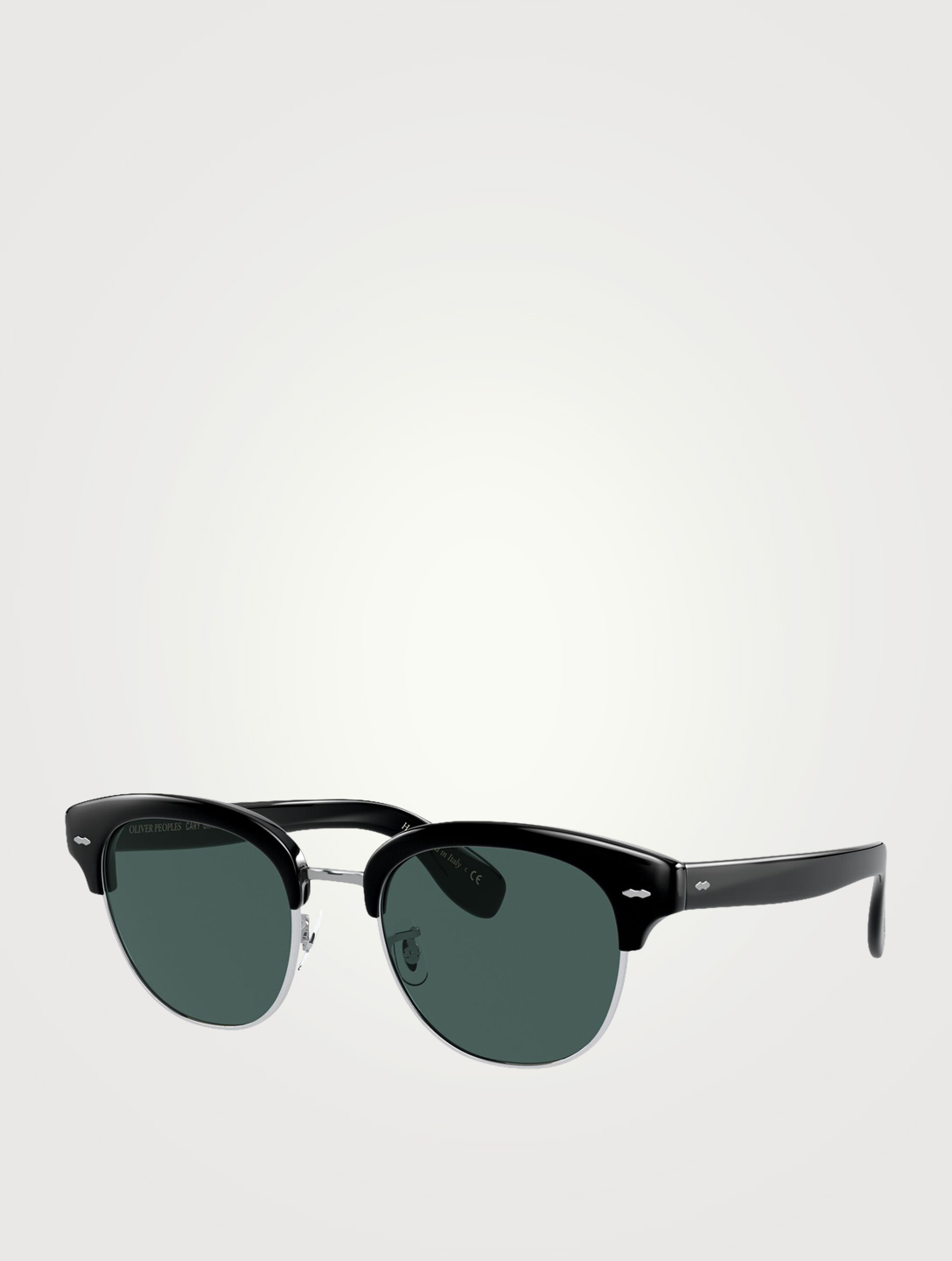OLIVER PEOPLES Cary Grant 2 Square Sunglasses Men's Black
