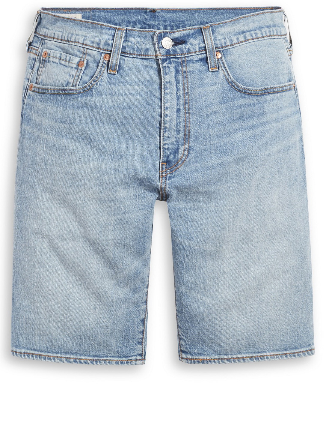 LEVI'S 405 Standard Denim Shorts Men's Blue