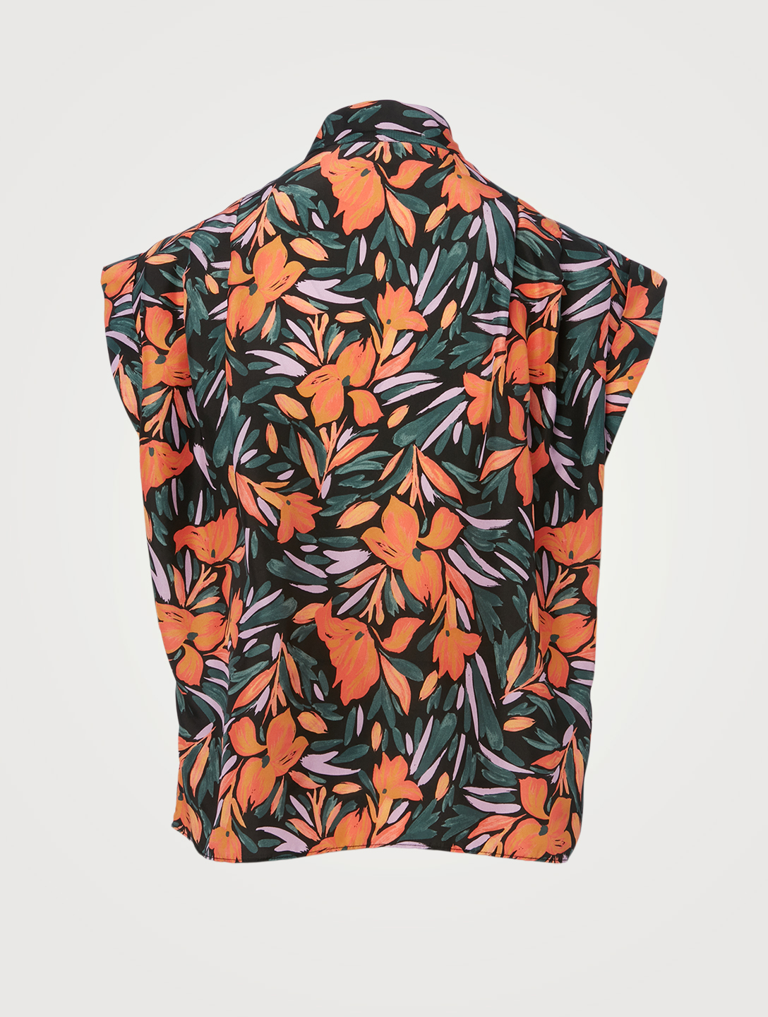 JOIE Unna Silk Top In Floral Print Women's Multi