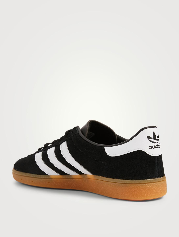 ADIDAS München Suede Sneakers | Holt Renfrew Canada