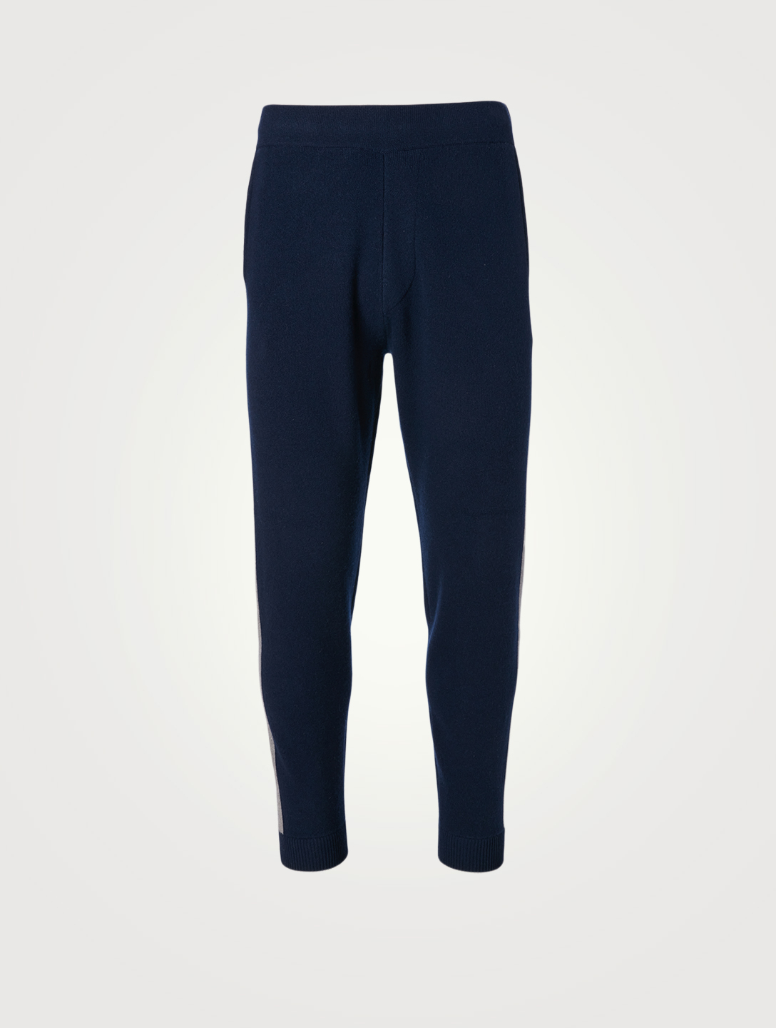 THEORY Astine Wool And Cashmere Jogger Pants Men's Blue