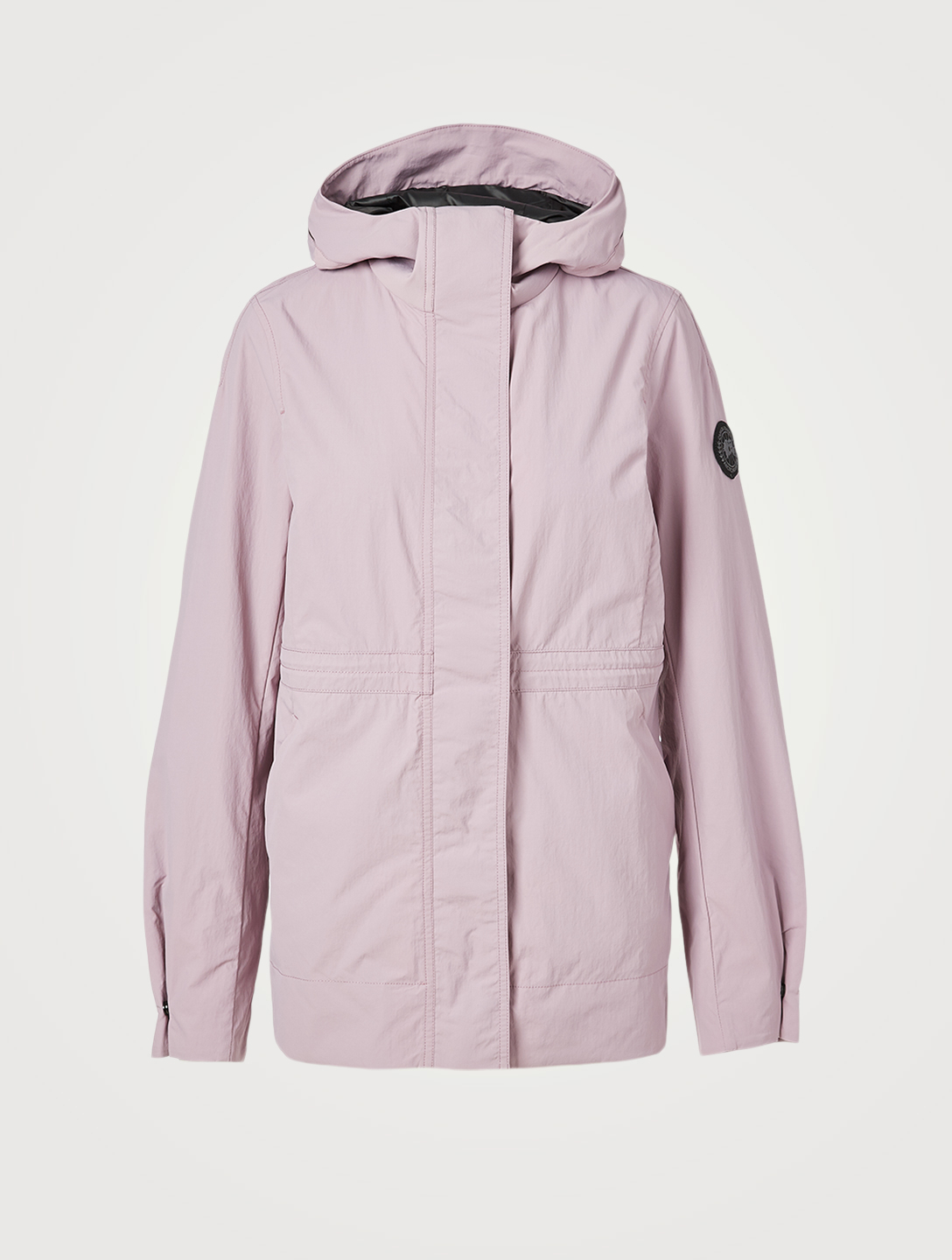 CANADA GOOSE Davie Black Label Jacket With Hood Women's Purple