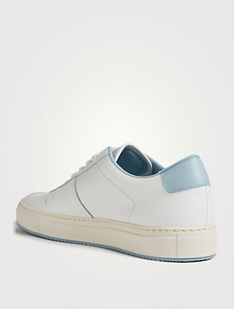COMMON PROJECTS Sneakers BBall '90 en cuir Hommes Blanc