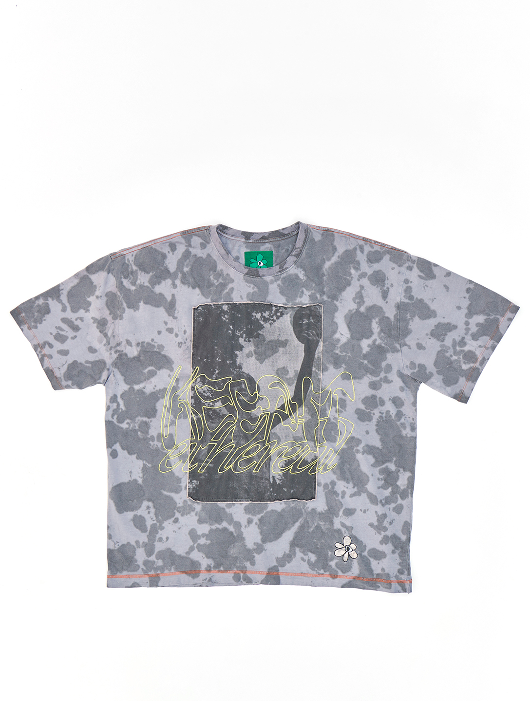 P.A.M. Ethereal Oversized Reversible T-Shirt Men's Multi