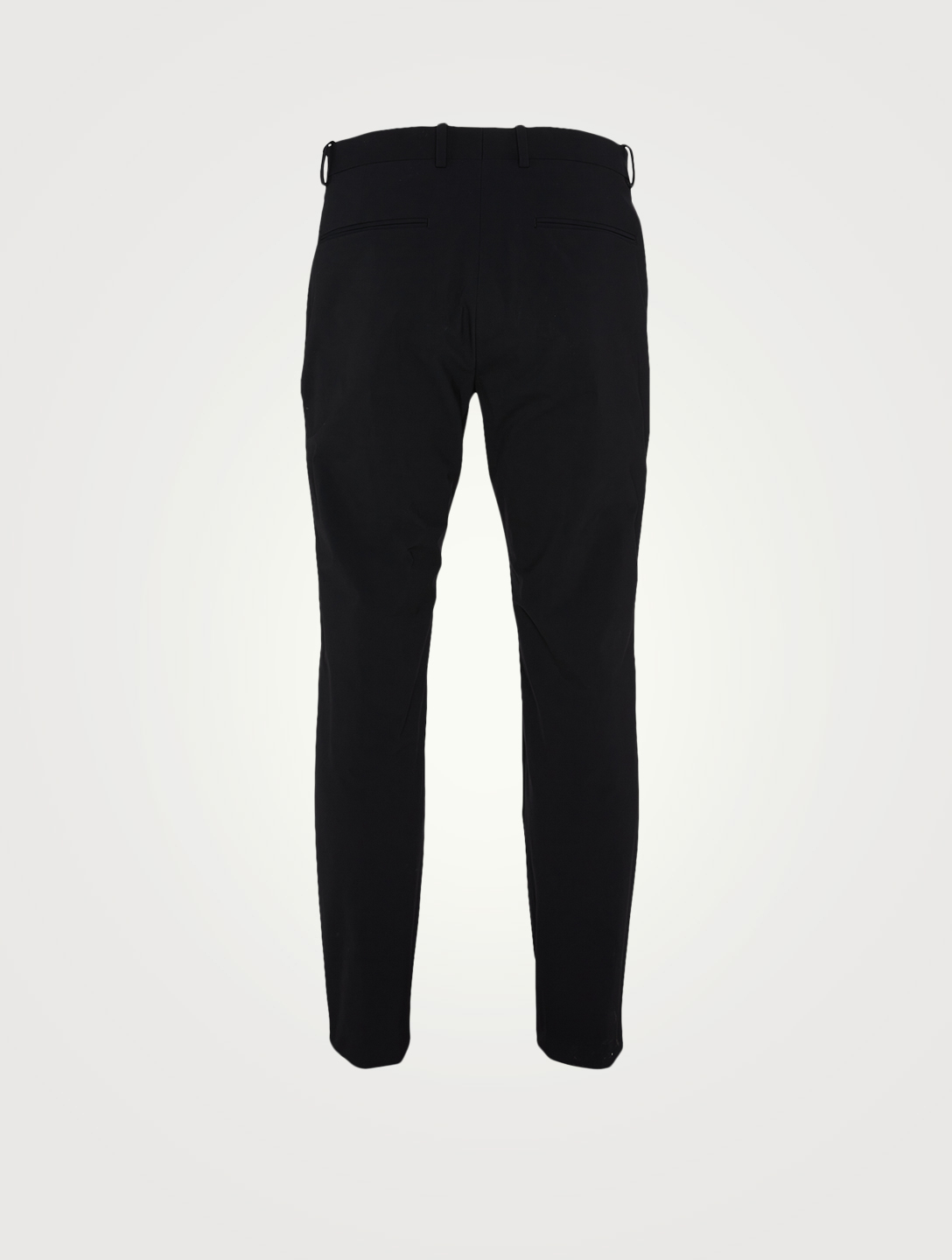 THEORY Precision Tech Curtis Pants Men's Black