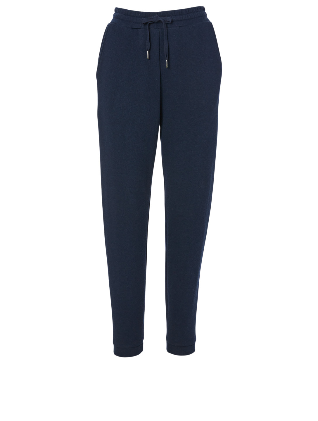 SWEATY BETTY Pantalon Essentials en molleton de coton Femmes Bleu