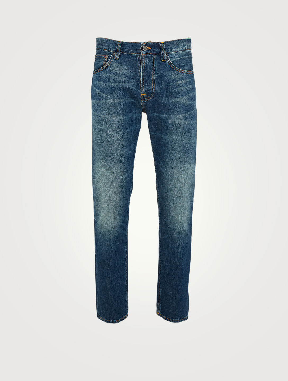 NUDIE Steady Eddie II Tapered Jeans Men's Blue