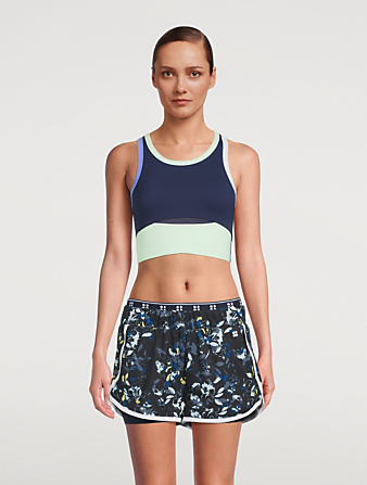 SWEATY BETTY Power Frame Workout Tank Top Women's Blue