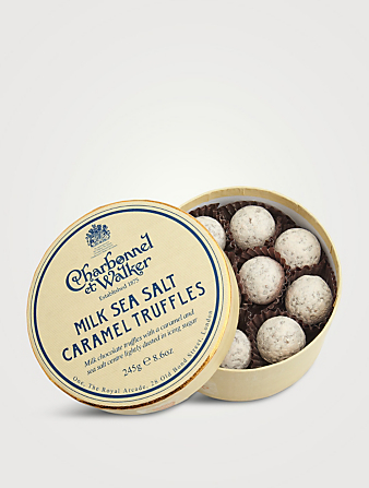 CHARBONNEL & WALKER Milk Sea Salt Caramel Truffles Gifts