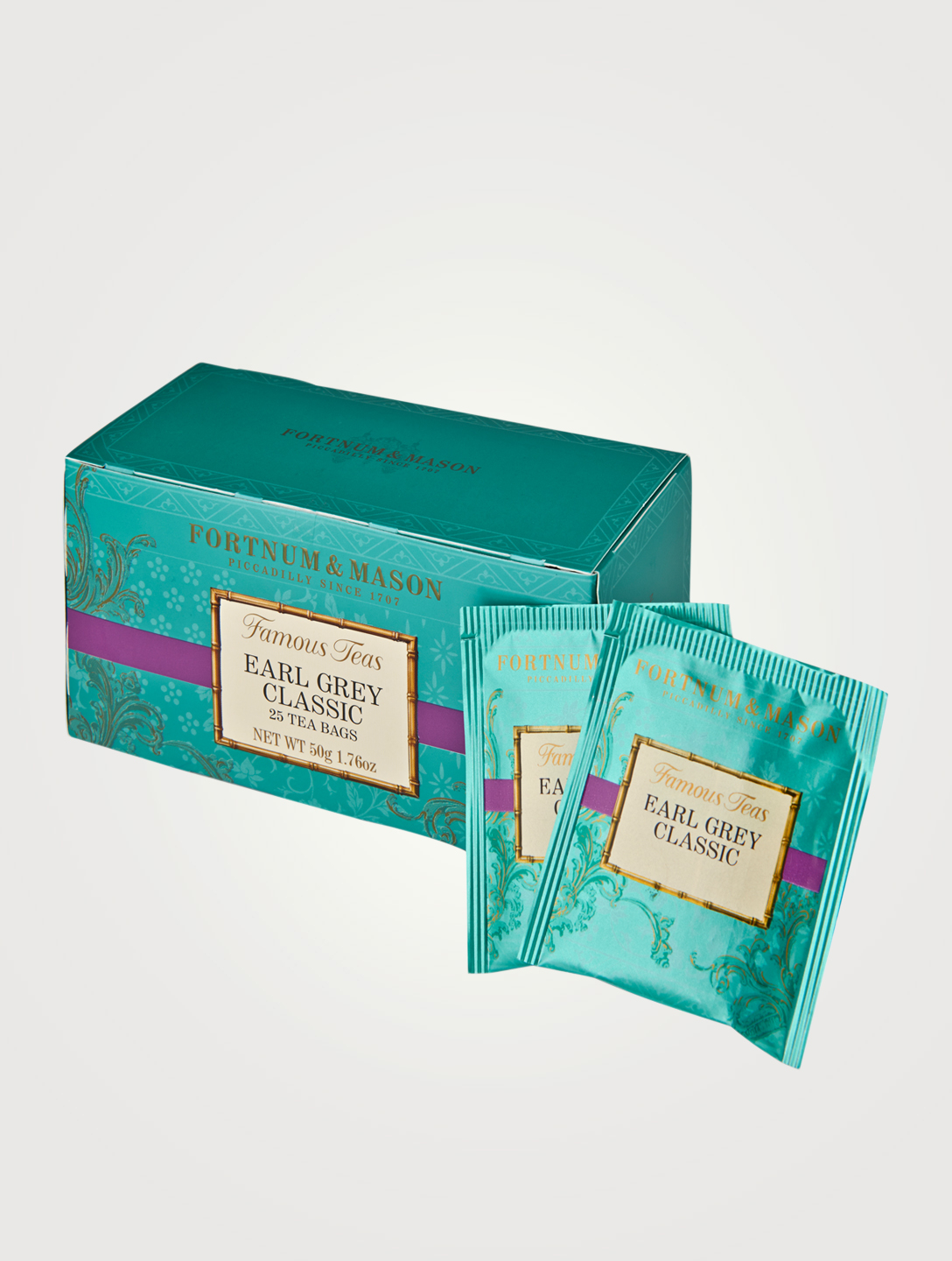 FORTNUM & MASON Earl Grey Classic 25 Tea Bag Gifts No Color