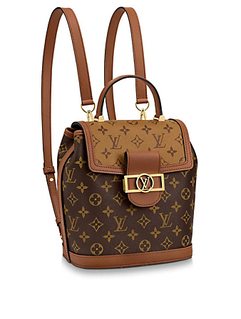 LOUIS VUITTON Dauphine Backpack Designers