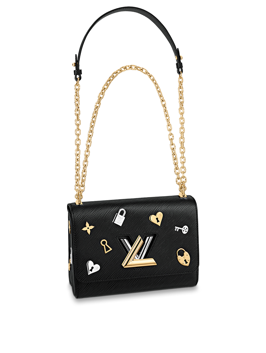 LOUIS VUITTON Twist MM  4ab7d031b542a