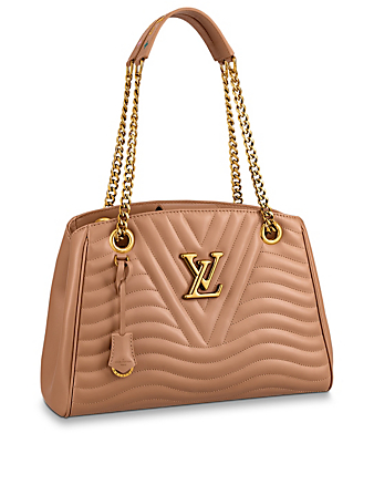 LOUIS VUITTON New Wave Chain Tote Designers