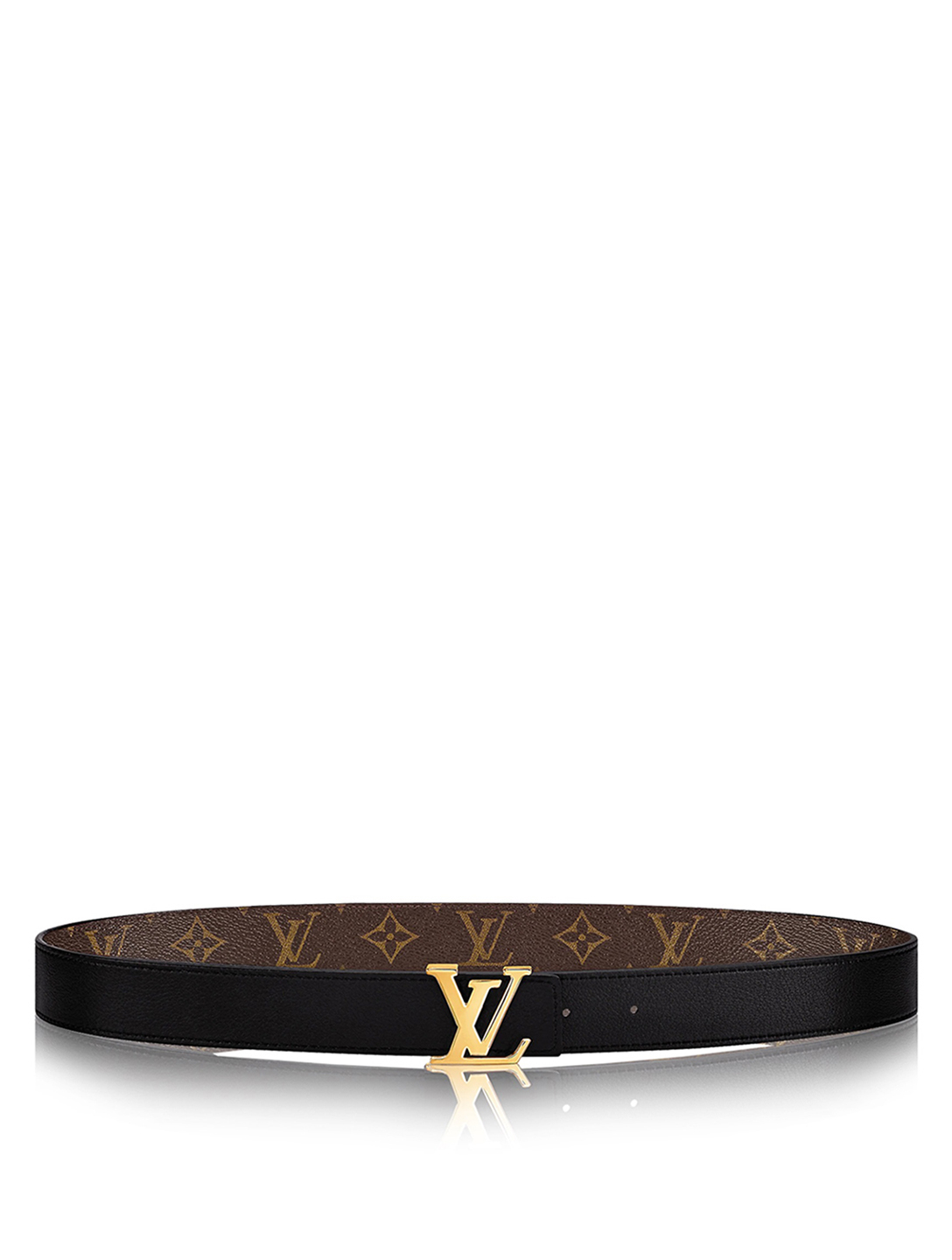 LOUIS VUITTON LV Initiales 30MM Reversible Belt Designers