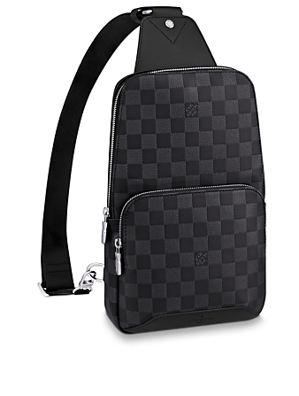 LOUIS VUITTON Avenue Sling Bag Designers