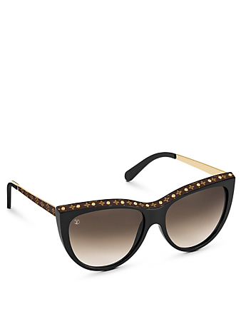LOUIS VUITTON La Boum Canvas Sunglasses Designers