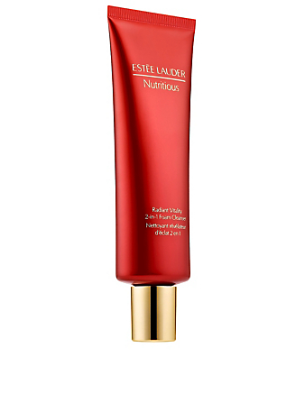 ESTÉE LAUDER Nutritious Radiant Vitality 2-in-1 Foam Cleanser Beauty