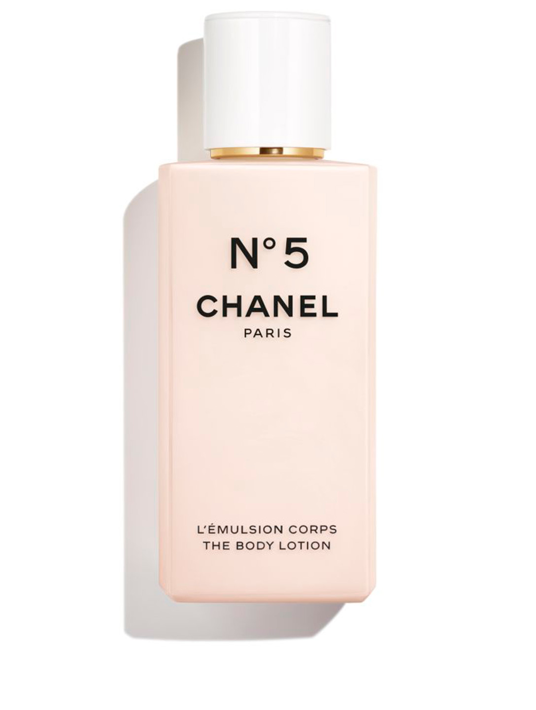 CHANEL L'émulsion corps N°5 CHANEL Incolore
