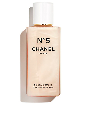 CHANEL Le gel douche N°5 CHANEL Incolore