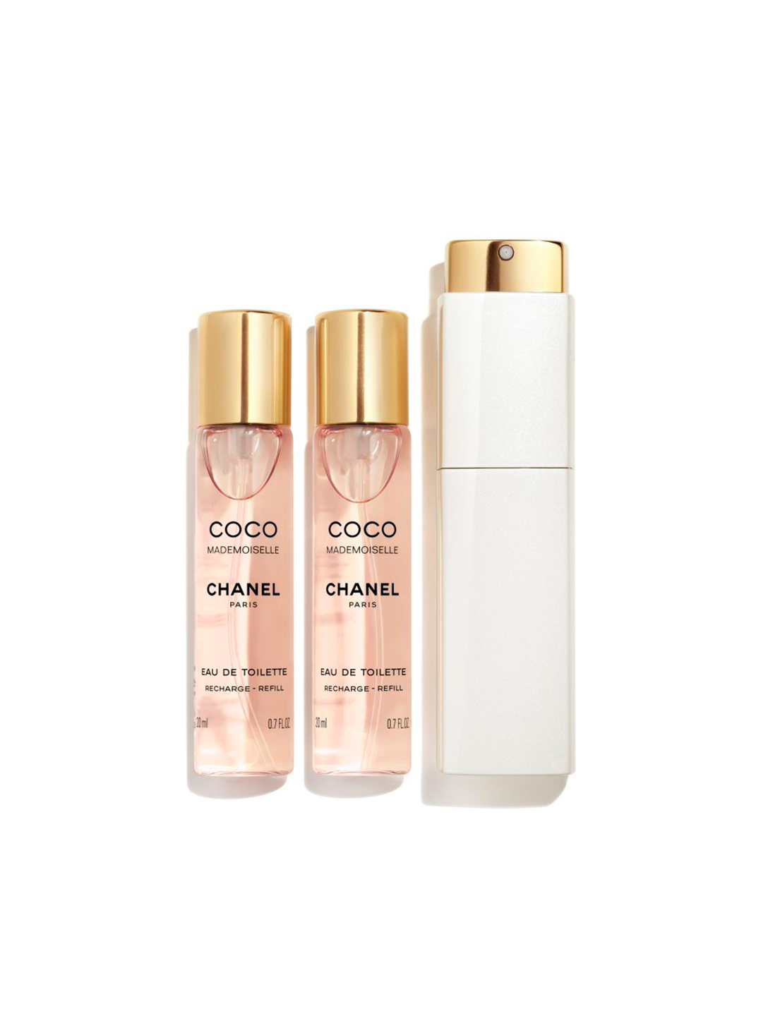 CHANEL Eau de toilette Twist and Spray Beauté