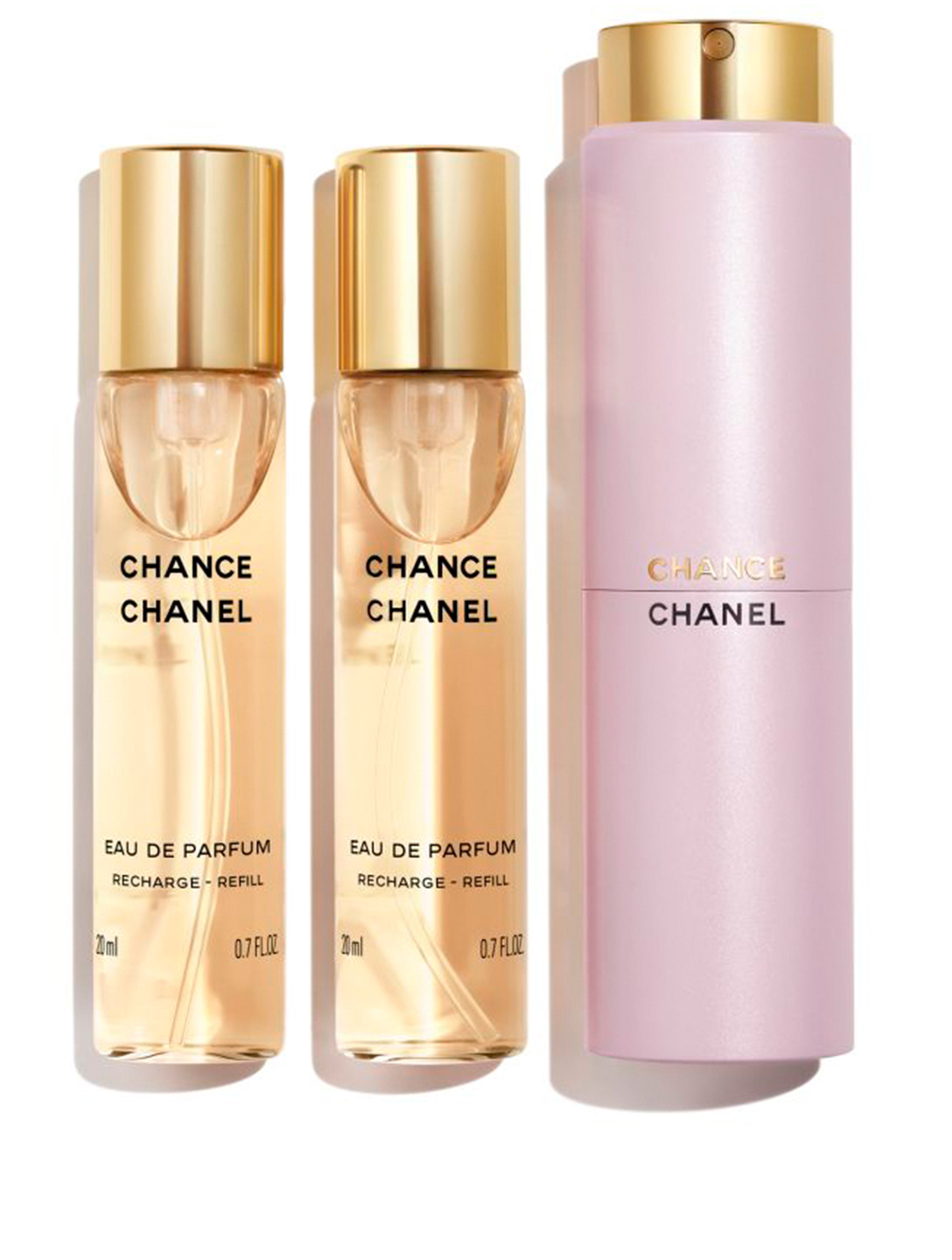 CHANEL Eau de parfum Twist and Spray CHANEL
