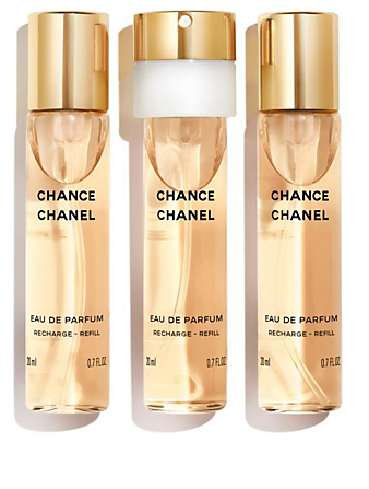 CHANEL Recharge d'eau de parfum Twist and Spray CHANEL