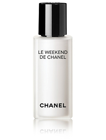 CHANEL Soin du week-end – renouveler CHANEL