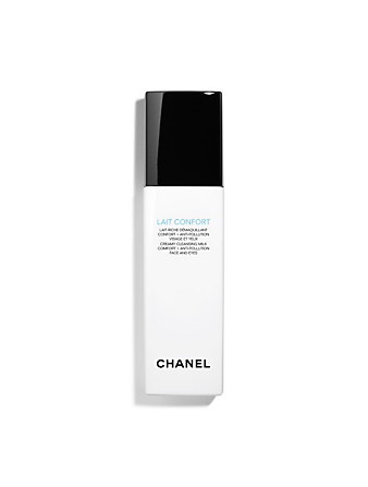 CHANEL Creamy Cleansing Milk Comfort + Anti-Pollution Face and Eyes Beauty