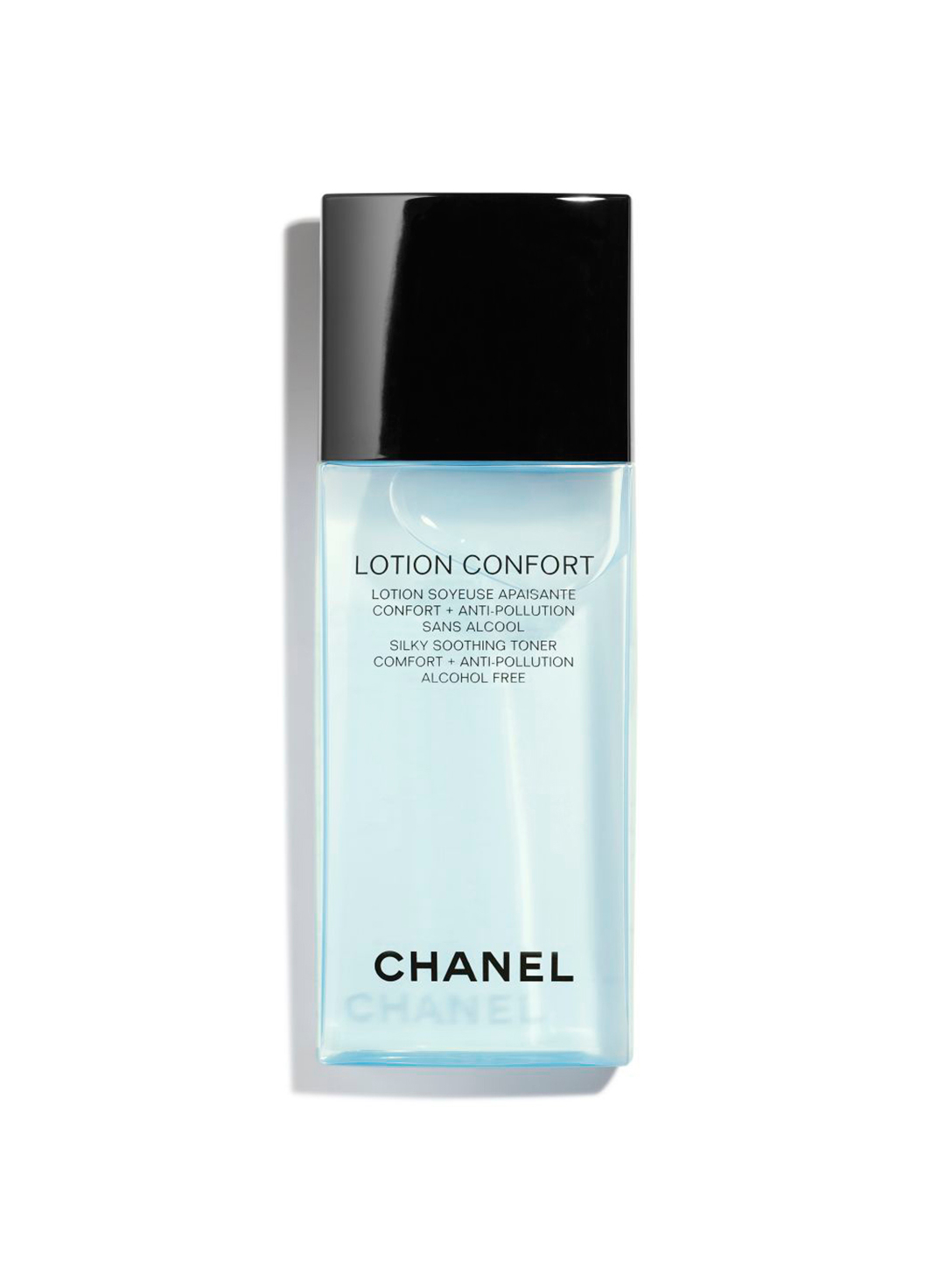 CHANEL Lotion soyeuse apaisante confort + anti-pollution sans alcool CHANEL