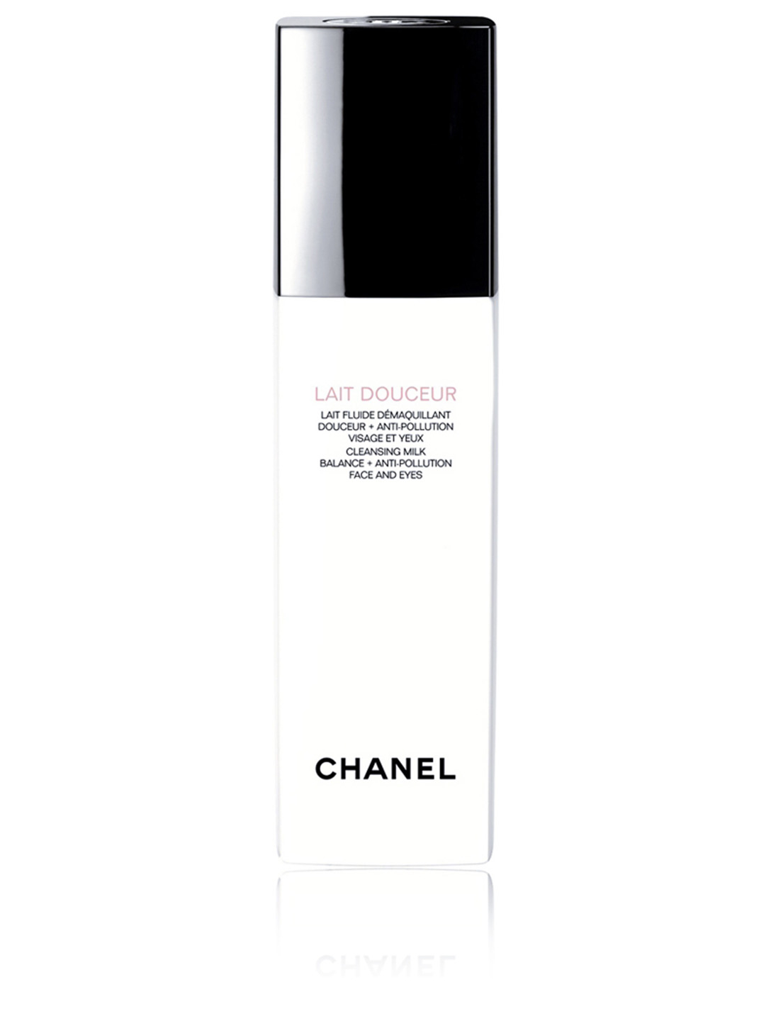 CHANEL Cleansing Milk Balance + Anti-Pollution Face and Eyes CHANEL