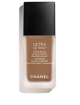 CHANEL Ultrawear - All-Day Comfort - Flawless Finish Foundation CHANEL Brown
