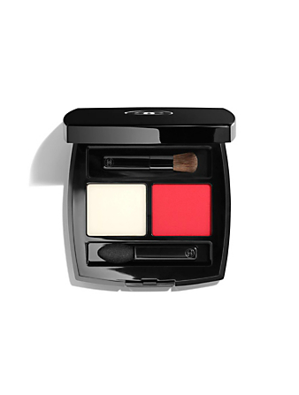 CHANEL Lip Balm And Powder Duo CHANEL Red
