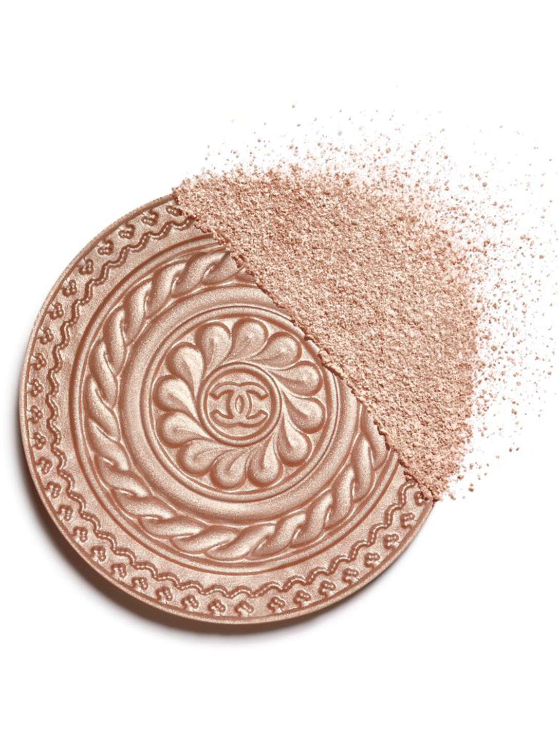 CHANEL Exclusive Creation - Limited Edition Illuminating Powder CHANEL