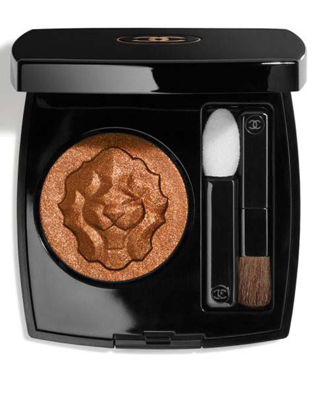 CHANEL Longwear Powder Eyeshadow CHANEL Orange