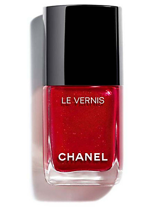 CHANEL Longwear Nail Colour CHANEL Red