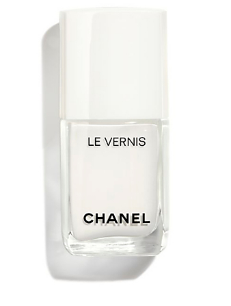 CHANEL Longwear Nail Colour- Limited Edition CHANEL White