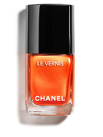 CHANEL Longwear Nail Colour CHANEL Orange