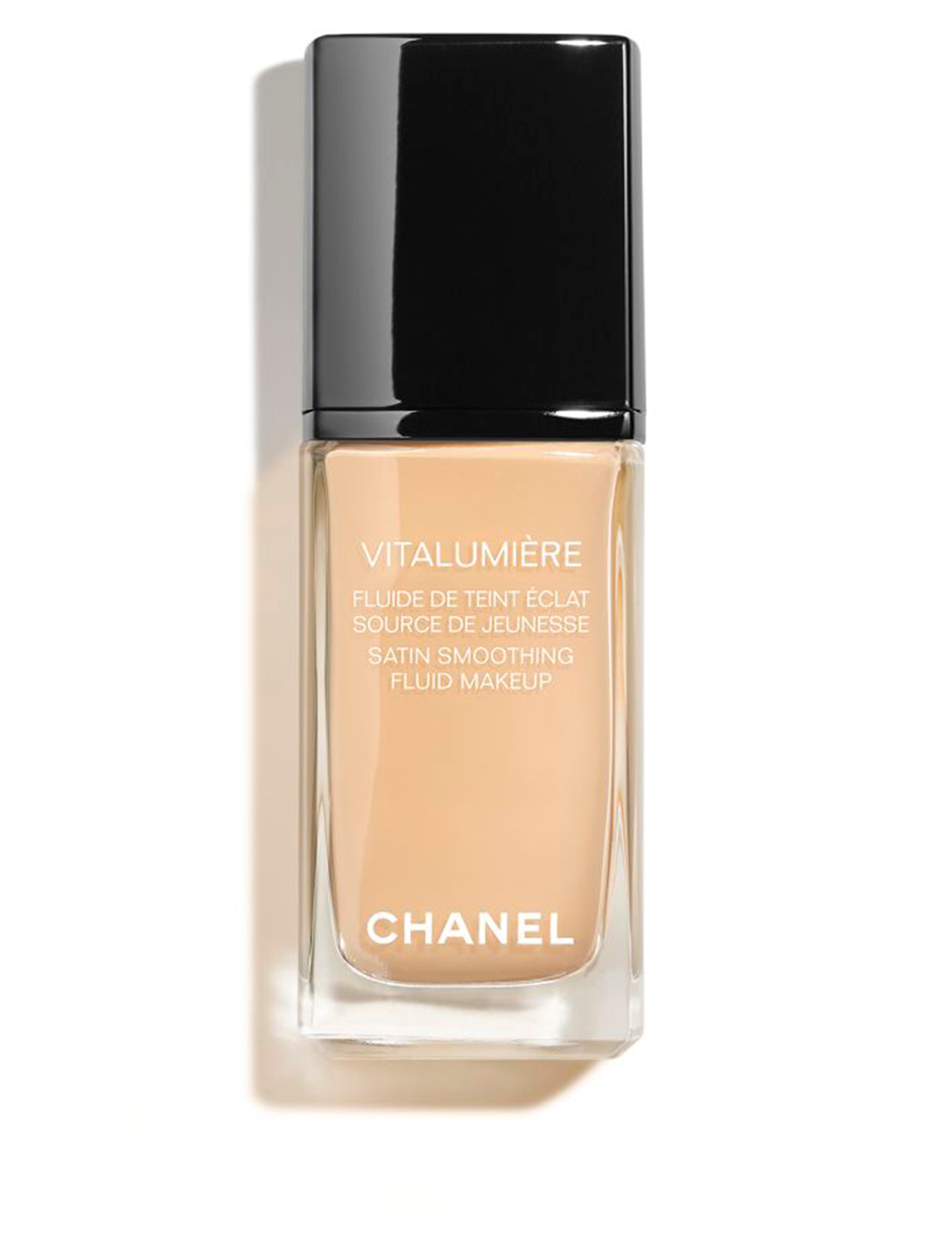 CHANEL Satin Fluid Makeup SPF 15 CHANEL Neutral