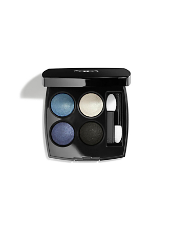CHANEL Multi-Effect Quadra Eyeshadow CHANEL Blue