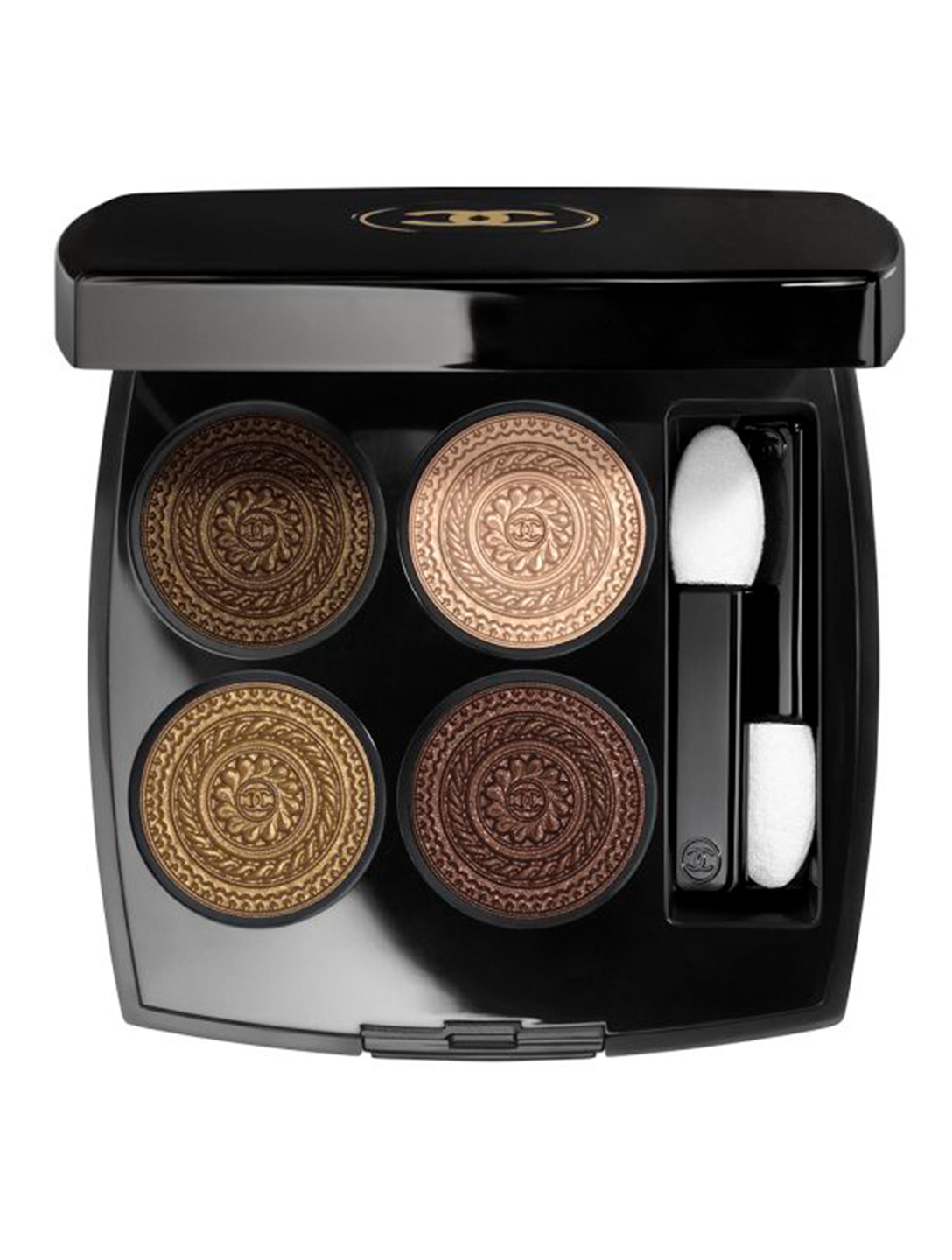 CHANEL Exclusive Creation - Limited Edition Quadra Eyeshadow CHANEL Multi