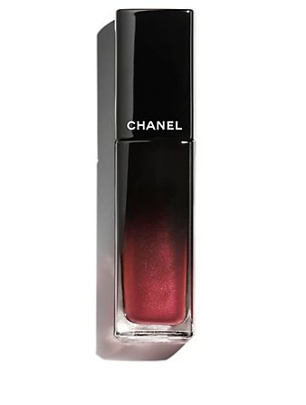 CHANEL Rouge à lèvres liquide brillant ultra-tenue CHANEL Pourpre