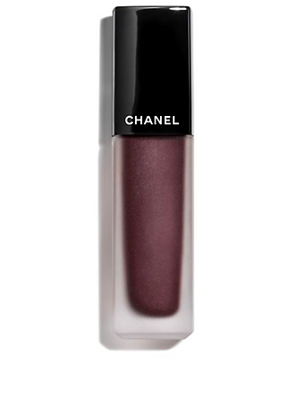 CHANEL Matte Liquid Lip Colour CHANEL Purple