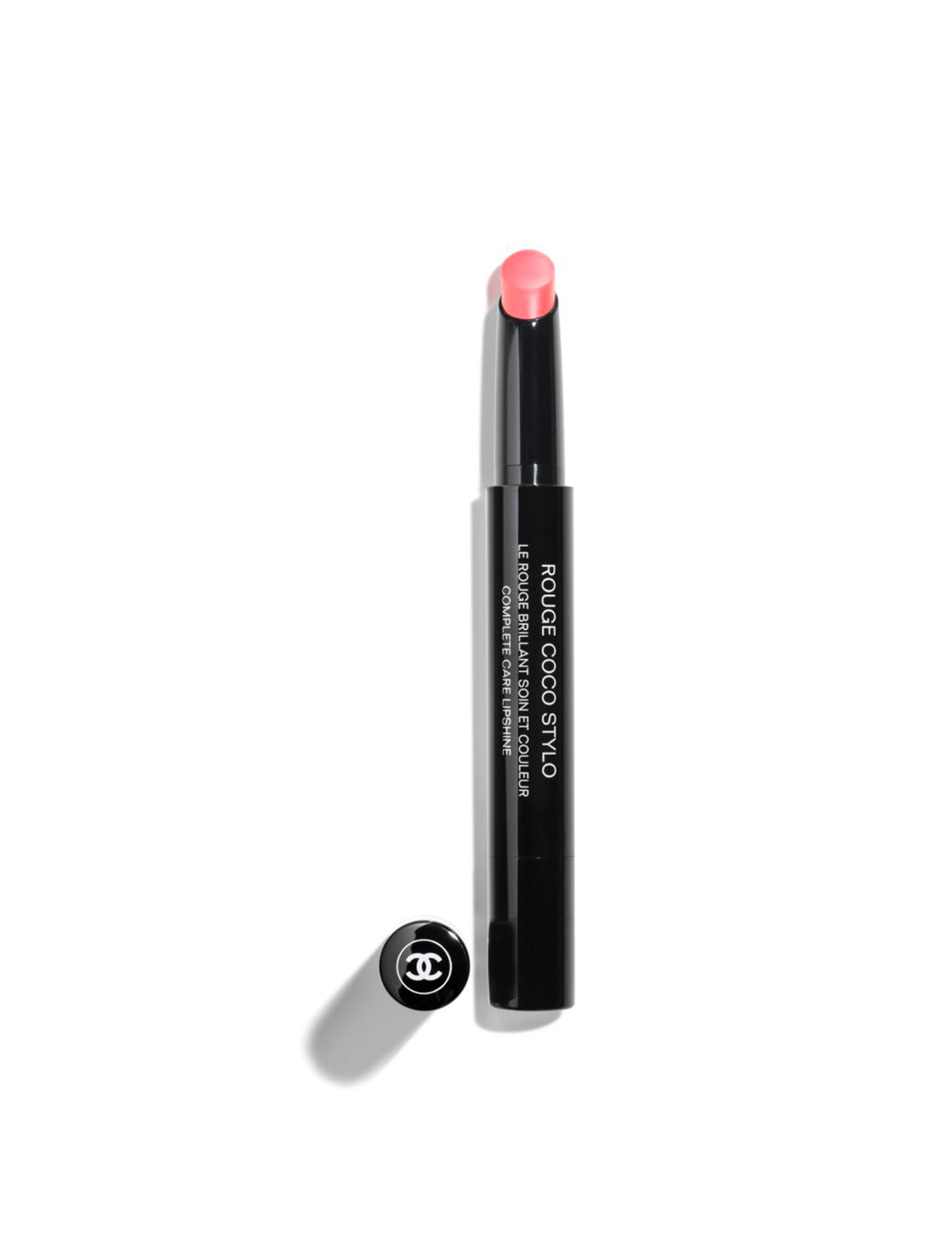 CHANEL Le rouge brillant soin et couleur CHANEL Rose
