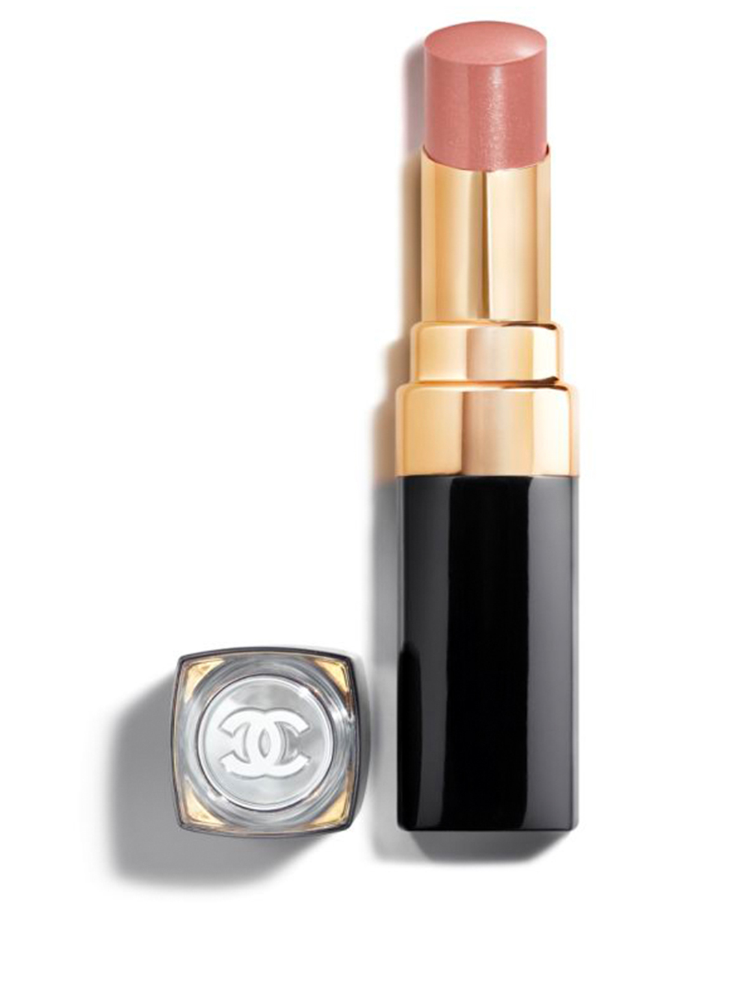 CHANEL La Couleur, La Brillance, L'Intensité En Un Éclair CHANEL Écru