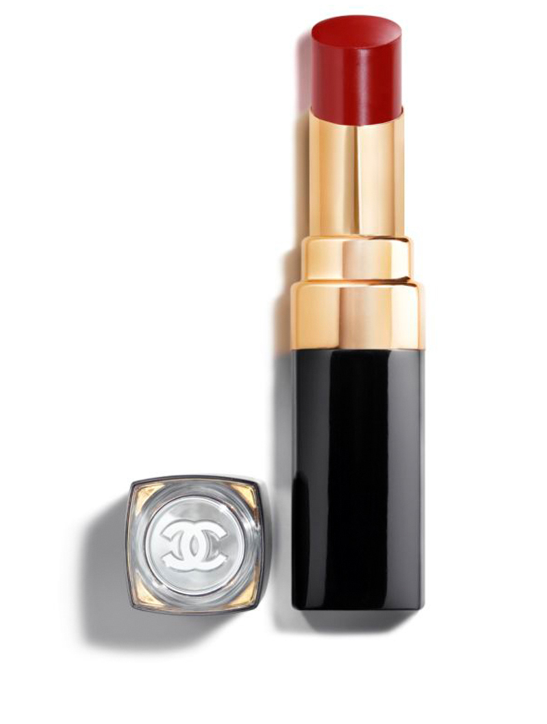 CHANEL Colour, Shine, Intensity In A Flash CHANEL Red