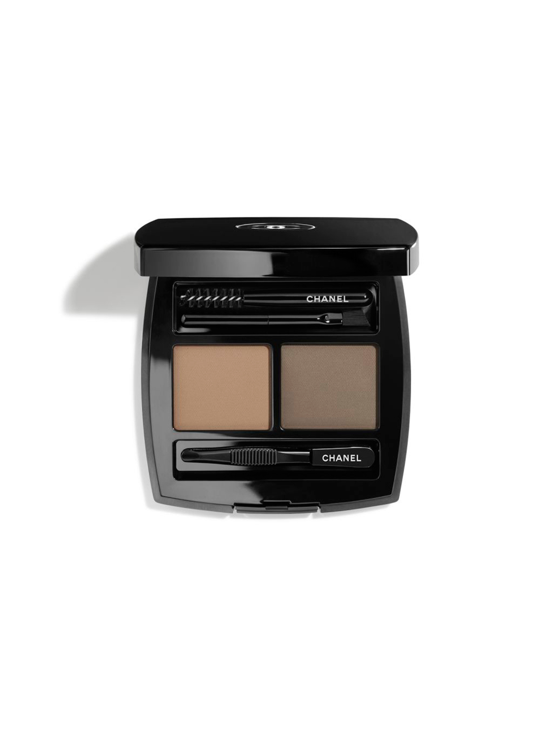 CHANEL Brow Powder Duo CHANEL Brown