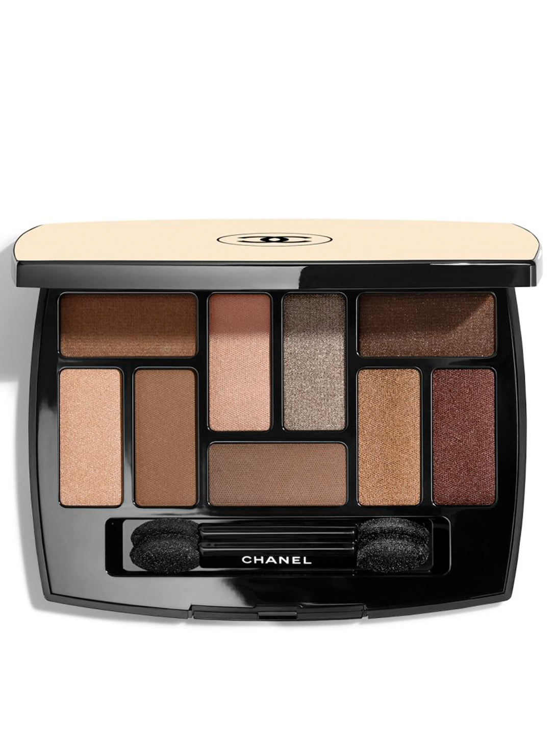 CHANEL Natural Eyeshadow Collection Les Indispensables CHANEL Neutral